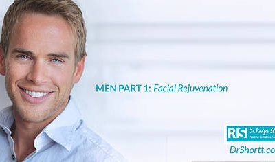 Plastic Surgery for Men Part 1: The Face
