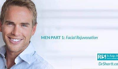 Plastic Surgery for Men Part 1: The Face