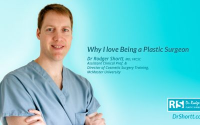 Why I Love Being a Plastic Surgeon