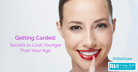 Getting Carded: Secrets to Look Younger Than Your Age